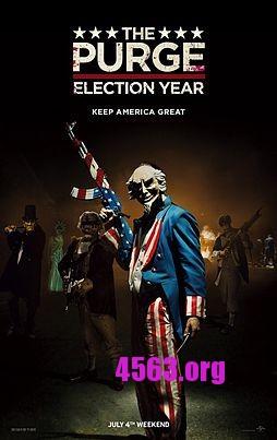 《[電影毒] 人類清除計劃3:大選年》