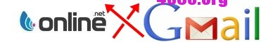 一個Gmail郵箱地址認證多個online帳戶