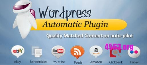 分享一個Wordpress採集插件 Wordpress Automatic , 自動採集不求人