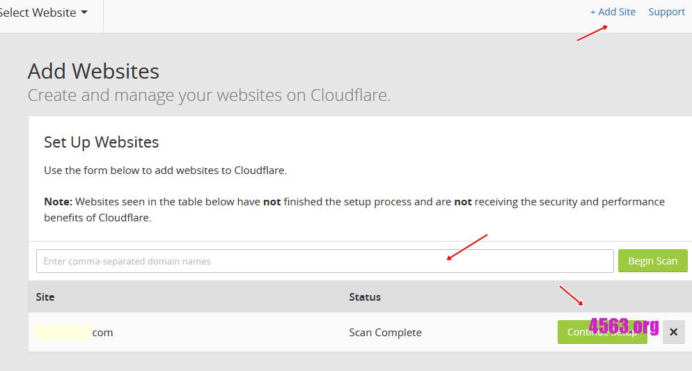 《Cloudflare DNS 簡單設定教學~》