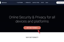 Betternet免費七天試用vpn翻牆軟件