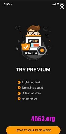 《男性福利站PornHub最新主打VPN軟件/手機APPS - VPNHub  , 附測評》