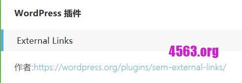 《WordPress文章內的連結自動超連結及點擊後在新視窗打開@插件@懶人省時間系列》