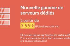 Kimsufi 2018年最新服務器列表@主打加拿大/法國服務器@3.99歐元起