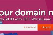 NameCheap夏日優惠@$0.88註冊域名@.site, .website, .space, .pw, .press, .us, .host