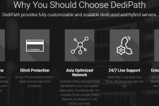 DediPath夏日優惠@大硬盤SSD VPS@1G內存,100G SSD硬盤,5T流量@2.25美元@超值