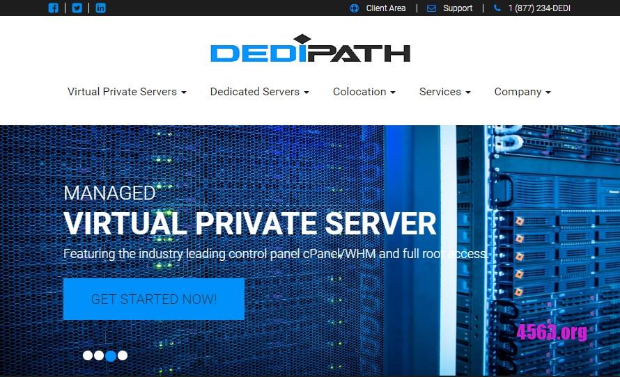 DediPath: 月付 2.25 刀 / 1G 内存 / 100G SSD / 5T 流量 / 100Mbps / 2IPv4 / OpenVZ / 洛杉矶饭桶机房
