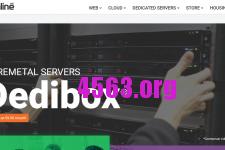 Online.net E3-1240V2 16GB内存 2TB硬盘 1Gbps带宽 法国独立服务器 测评