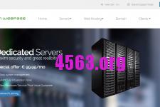 Greenwebpage英国/德国KVM VPS – 512MB内存/10GB SSD空间/2TB流量@€2.39/月