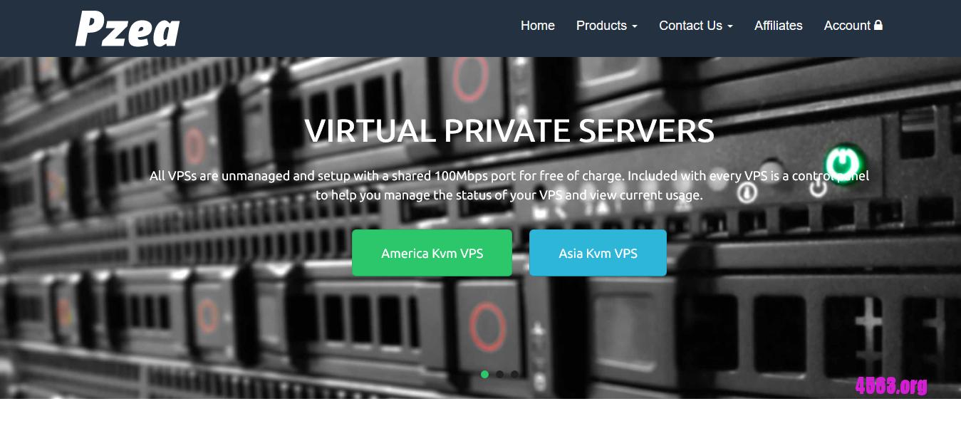 PZEA 亚洲VPS7折优惠,新加坡KVM VPS 5折优惠