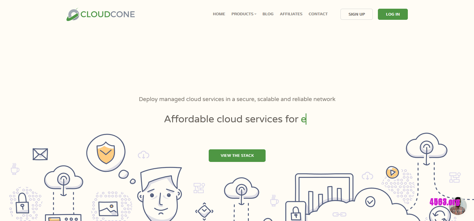 CloudCone 限時特惠@256MB VPS@$1.49/月