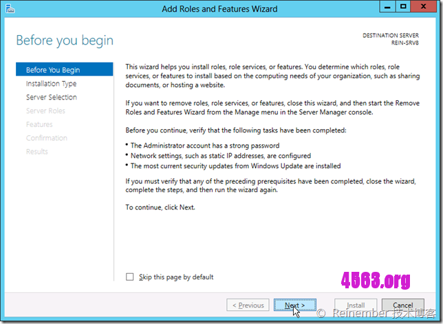 Windows Server 2012安裝Framework 3.5