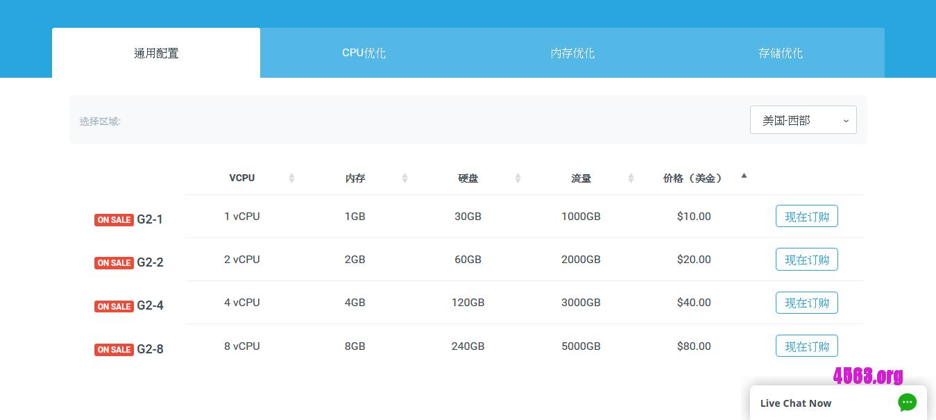 Krypt洛杉矶VMware VPS@1GB/30G/500G@$8/月