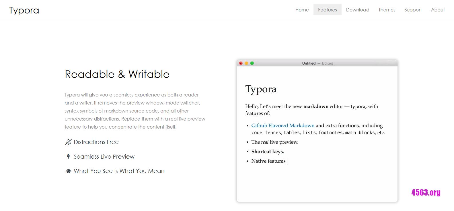 Markdown&HTML编辑器