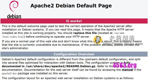 Debian 8安装LAMP(Linux, Apache, MySql, PHP)Web网站环境