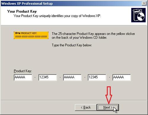 Windows XP Product Keys for Free 2019
